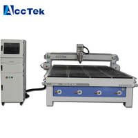 Wood cnc cutting router 2030 woodworking machine with vacuum table / CNC wood cutting machine