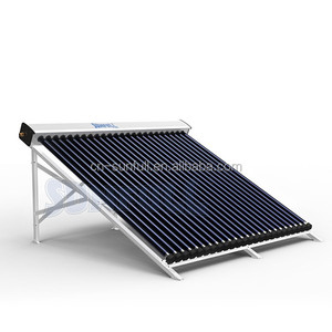 2017 new design evacuated tube solar collector for Hotel, vacuum solar collector made in China
