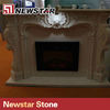 Newstar cheap fireplace mantel