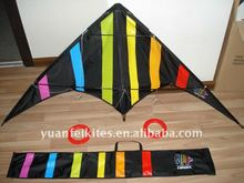 single line delta stunt kite