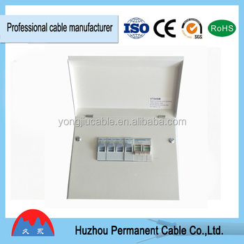good price distribution electrical panel main switch circuit distribution board