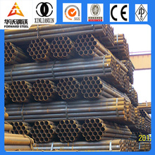 Wholesale distributors round carbon q195 erw welded steel pipe
