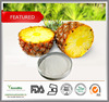 Top quality Bromelain powder, Pineapple enzyme bromelain, 2400gdu bromelain