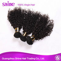 Guangzhou Shine Hair Trading Co.,Ltd Hot Sell Wholesale free sample hair bundles