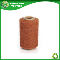 HB737 Buyers of open end polyester cotton viscose yarn thread waste recycling use for weaving
