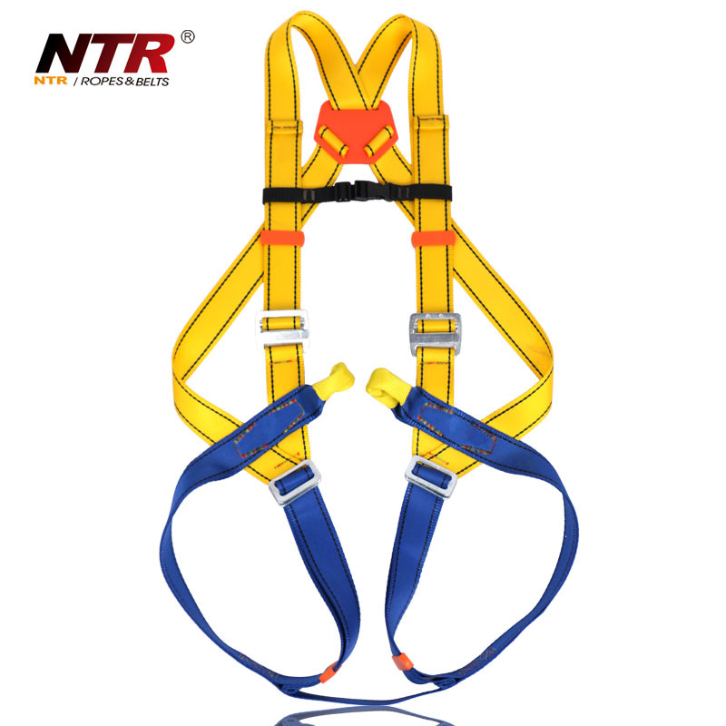 NTR CE approved full body harness for aerial work