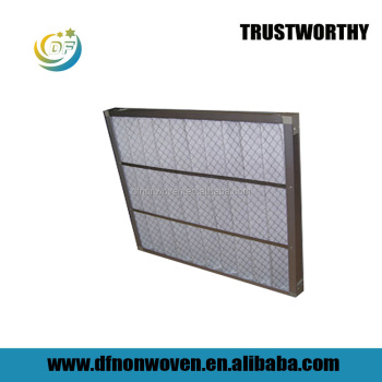 Sample Available Attractive Price Primary efficiency panel air filter HVAC filter Manufacturer from China