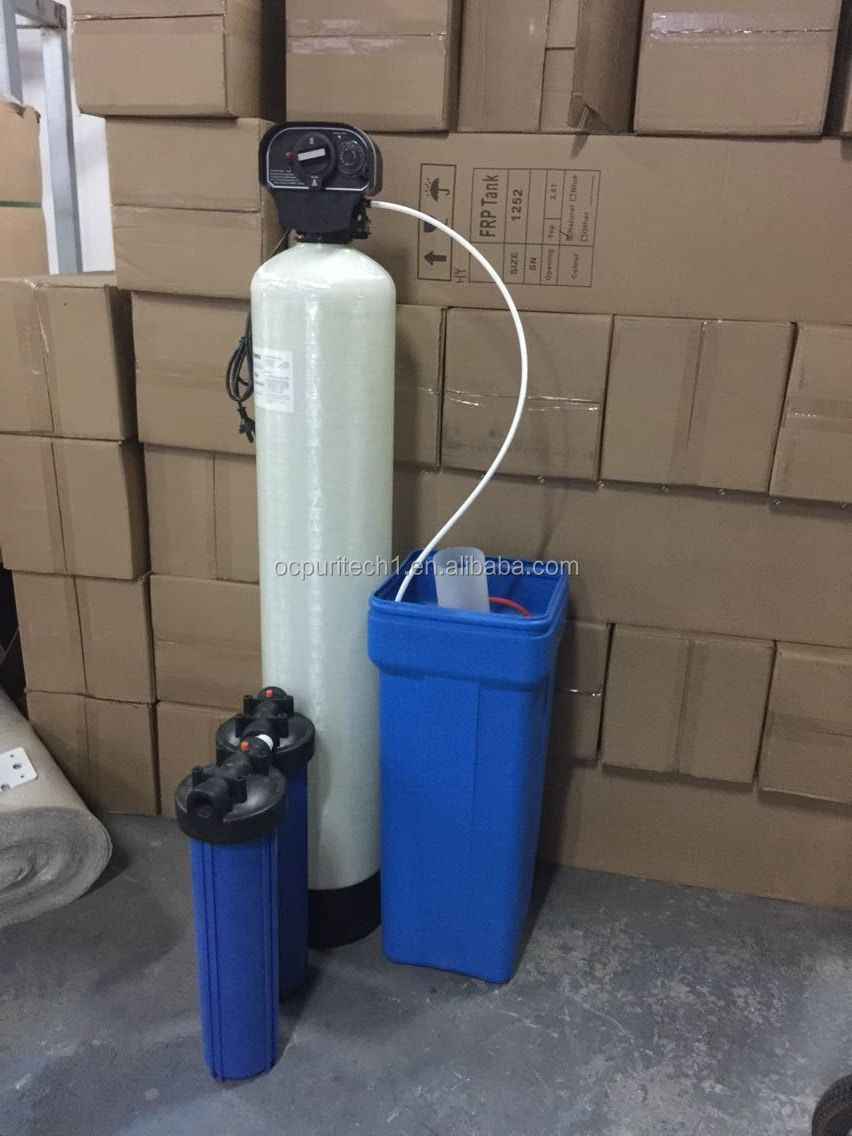 1000lph portable home use small hardness pentair frp tank for Pentair water filtration