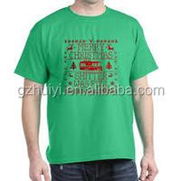 Quickly dry custom wholesale t shirt printing