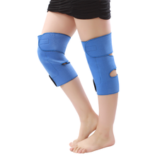 Non-slip breathable sports and osteoarthritis neoprene adjustable knee brace/neoprene knee sleeve one size, one piece