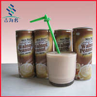 Halal walnut groundnut juice protein beverage