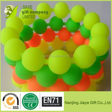 Silicone Bead Bracelet for Promotional Gift