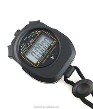 Professional Sports Digital Stopwatch Timer For Contest