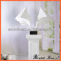CE-225-W Modern Style Polyresin Home Decoration/ Resin Sculpture