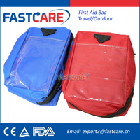 Outdoor Medical First Aid Kit Bags CE FDA Approved