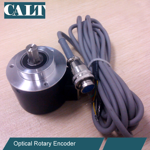 Square-wave signal Output and Position Sensor Usage Absolute Rotary Encoder
