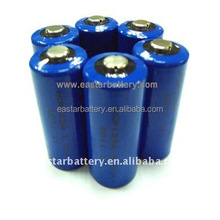3V lithium battery CR-V3 3000mAh non-rechargeable lithium ion battery