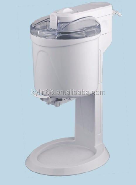 New Arrival Hot Sale Home Mini Soft Ice Cream Maker With 1.0L