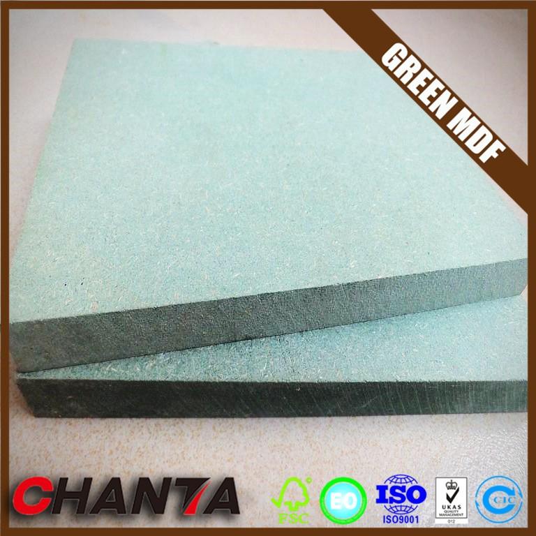 Shandong linyi green mdf melamine glue waterproof