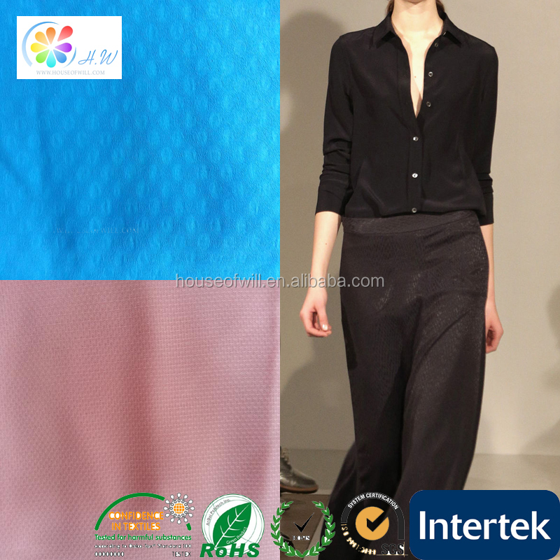 silk satin printing services new design polyester spandex single knitting