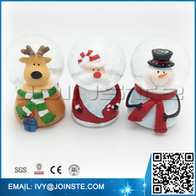 Resin Water Snow Ball, Customer Snow Globe