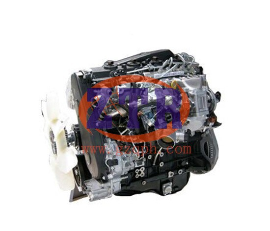 Auto Parts for Toyota 1KD-FTV Complete Engine