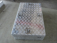 Custom aluminium heavy truck tool case, metal tool box