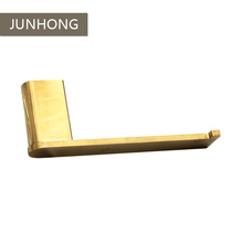 Gold Coloured bathroom accessories toilet paper roll holder tissue holder