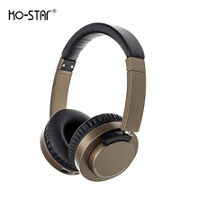 Competitive active noise cancelling 3D folding wired headphone