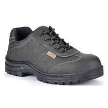 High Quality Police Office Safety Shoes Men Shoes With Steel Toe