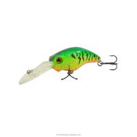 11g 5cm Unpainted Crankbaits Blank Lure ABS Plastic floating fishing lure blanks