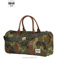 High Quality Western Style 8848 Canouflage Men Travel Bag