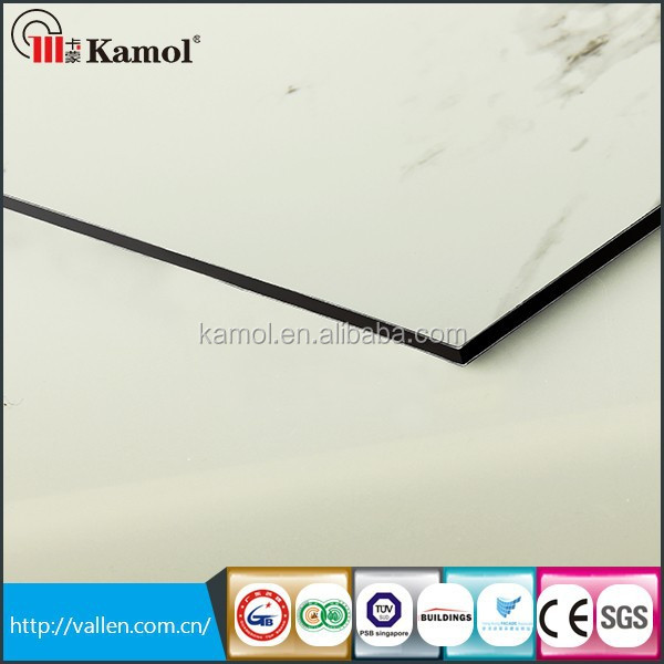 ACP for furniture composite panel Aluminum panel price list