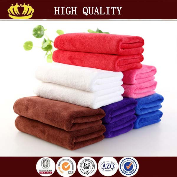 2015 new design microfiber face cleaning cloth