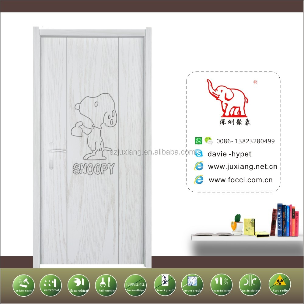 No formaldehypde water proof wpc <strong>door</strong>