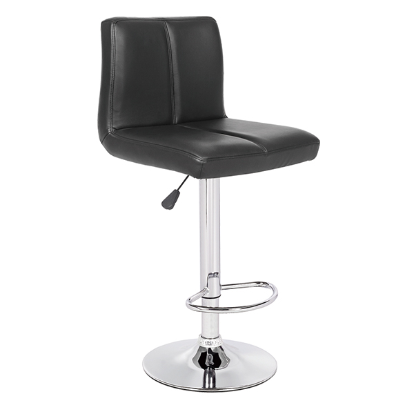 New pormotion modern design outdoor adjustable bar stool