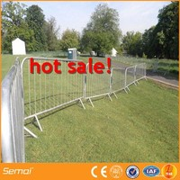 Galvanized Canada Temporary Removable Fence ISO9001MANUFACTURER