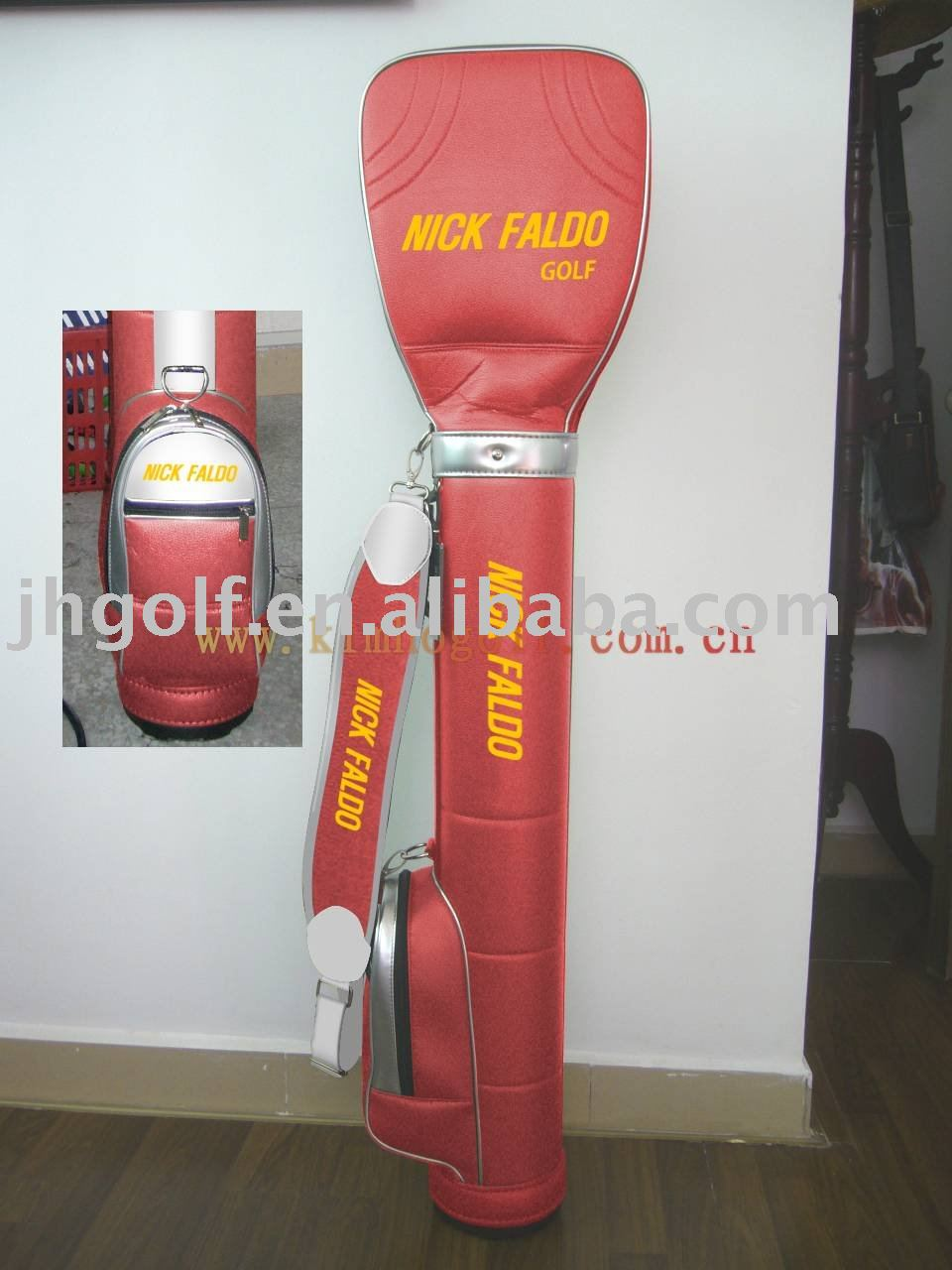 Small golf bag