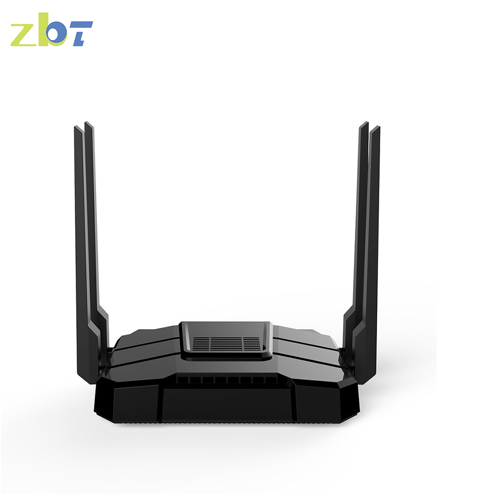 MT7621A Chipset Gigabit wifi router dual band 192.168.1.1 5 port wireless router