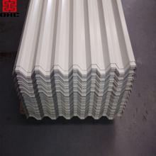 Corrugated color coated ppgi steel sheets for roof tile