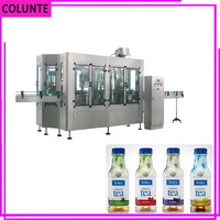 Henan Colunte KAT-CGF32 bottle packing machine hot sale cooking oil packing machine