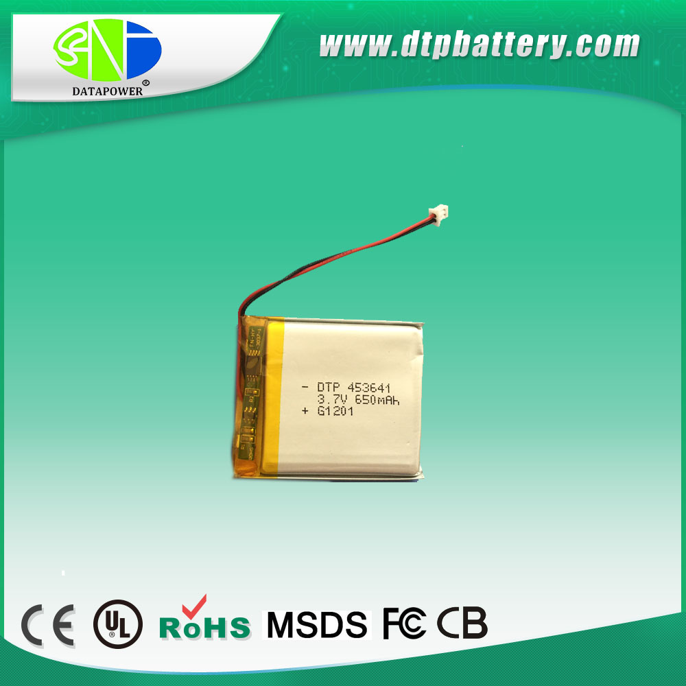 Low Cost High Quality 450mah battery deep cycle