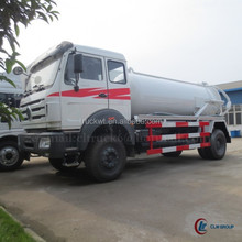 270 hp 4*2 North Benz Vacuum Suction sewage tank 8000 liter