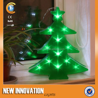 12L LED PVC Christmas Tree Light 12 Volt LED Lights
