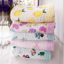 Popular Family Use 1pc Muslin 100% Bamboo Baby Swaddles Jinzhou Manufacturer Made Soft Breathable Fabric Blanket Newborn