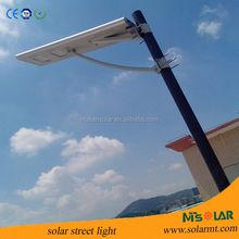 factory !good quality ip65 led street light New type hot sale 5w 12V SMD LED beads garden solar light all in one
