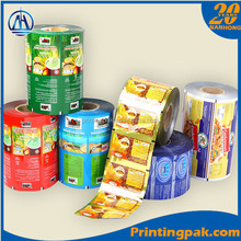 Biodegradable Al Foil Laminated Food Packaging Plastic Film