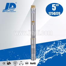 single phase specifications non-clog submersible pump