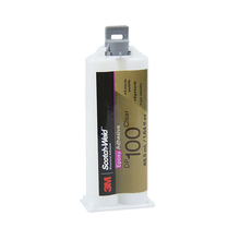 3M DP100 Clear High Quality Flexible Epoxy 2 Part Resin <strong>Adhesive</strong>