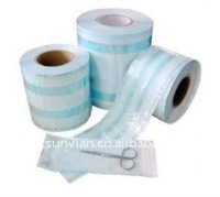 medical steriled Gusseted Reel Sterilization Pouches